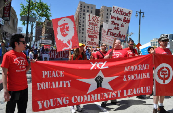 Communists Promote Democracy
