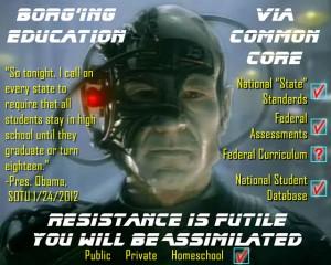 Borg'ing Education